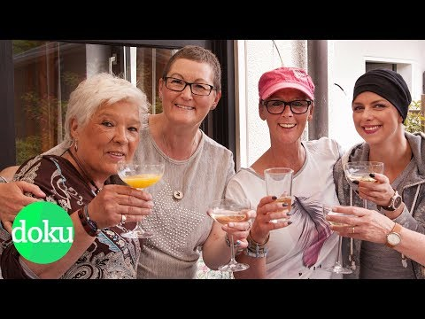Der Krebs kann uns mal - Die Chemo-Chicas   WDR Doku