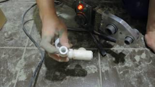 видео Сварочные аппараты для пластиковых труб. Виды и комплектации.