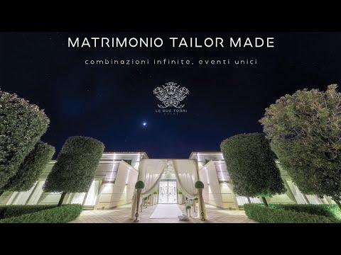 Matrimonio Tailor Made Le Due Torri Event Youtube