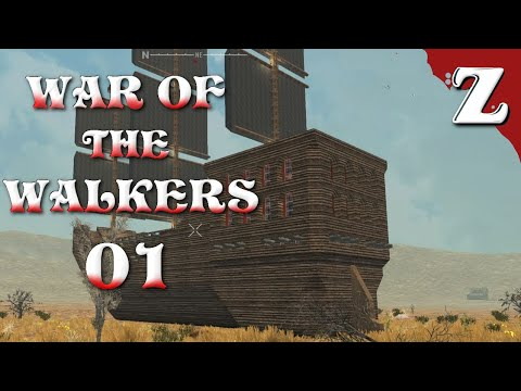 War of the Walkers   ZomHell is Back   Lets Play 7 Days To Die