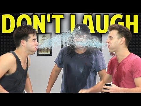 Try Not To Laugh With Tal Fishman *MOUTH FULL OF WATER* (Cringiest Videos Edition)