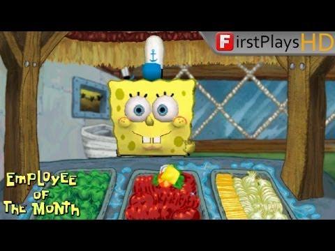 SpongeBob SquarePants: Employee of the Month - PC Gameplay HD