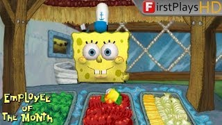 SpongeBob SquarePants: Employee of the Month - PC Gameplay HD