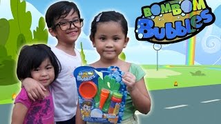 Toy Patrol!!! BomBom Bubbles!! Looks Like FUN!! Let