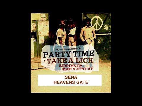 SENA - HEAVENS GATE - TAKE A LICK RIDDIM - IRIE ITES RECORDS