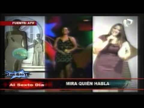 MAGALY MEDINA PELEA CON MARINA MORA LA INSULTA Y LE DICE ROPERO DE 3 CUERPOS