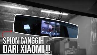 Xiaomi Yi Smart Mirror Dashcam