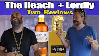 The Ileach Cask Strength + Lordly Whisky