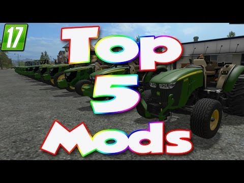 Farming Simulator Top Mods
