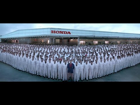 Honda New Corporate TVC - TELUGU