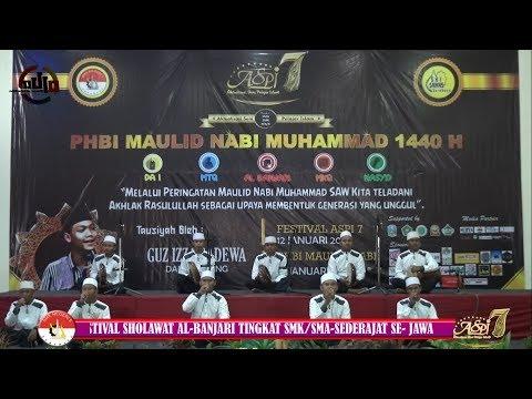 SMK KAL 1 - FESBAN ASPI KE-7 SMKN 5 SURABAYA 2019