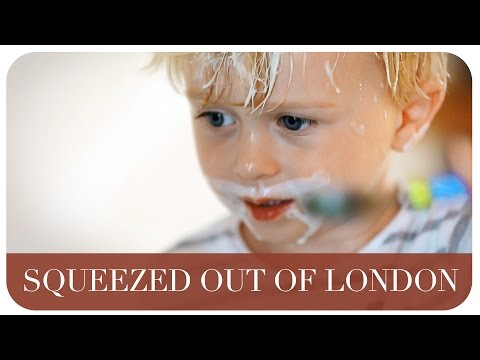 SQUEEZED OUT OF LONDON | THE MICHALAKS #ad