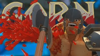 Gladiator Simulator In Vr Gorn Gameplay Part 1 Htc Vive Pro
