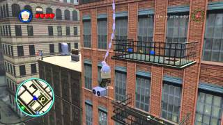 LEGO Marvel Super Heroes The Video Game - Stan Lee free roam(Gameplay of everything Stan Lee can do in the open world. My Twitter: https://twitter.com/GameUnboxing., 2013-11-29T19:25:01.000Z)