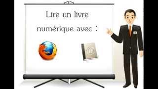 Lire un livre numérique avec Mozilla Firefox