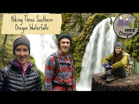 Three Southern Oregon Waterfalls In One Day!