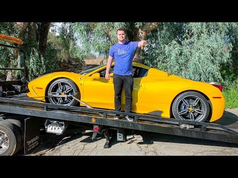DID I REALLY SELL MY FERRARI?!