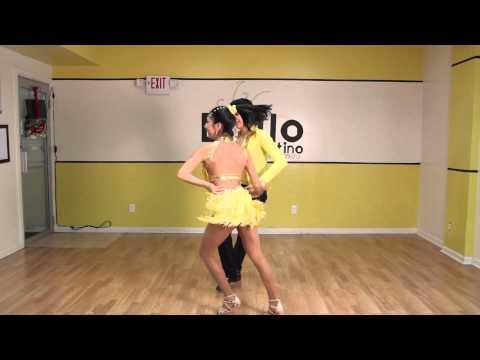 Estilo Latino Dance Company - Elizabeth - New Jersey - Joshua & Stephanie / Salsa de calena