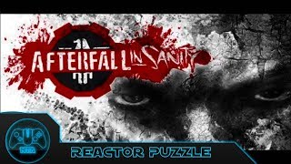 Afterfall Insanity Extended Edition -  Reactor Puzzle