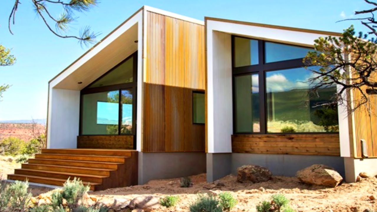 8 Best Modern Desert Houses, Design Ideas - YouTube