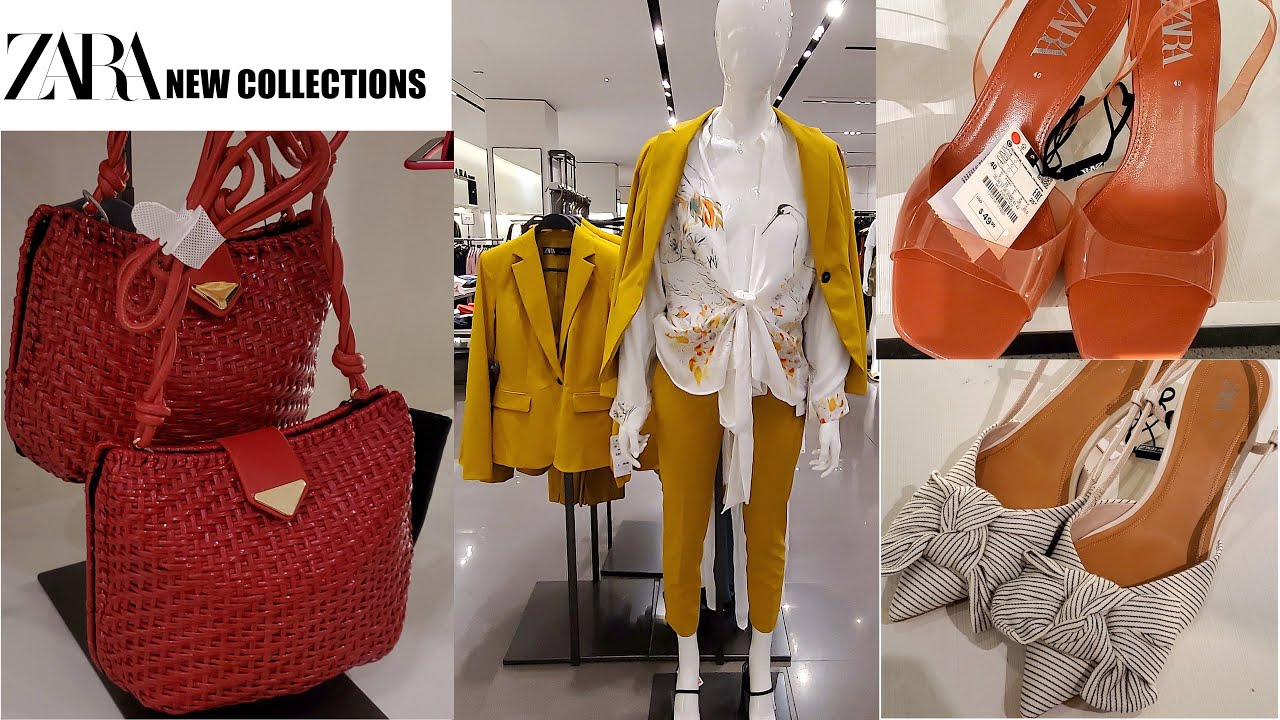 e129c646 NEW COLLECTIONS | ZARA | BAGS | SHOES | LADIES CLOTHING | JULY 2019