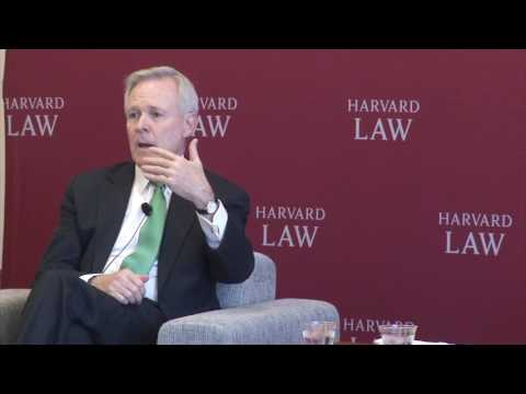 Ray Mabus '75 on law school and leadership