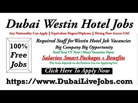 Hotel Jobs in Dubai 2019 | Urgent Hiring