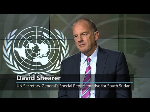 UN envoy reiterates urgency for political solution in South Sudan
