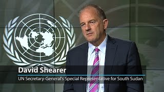 UN envoy reiterates urgency for political solution in South Sudan thumbnail