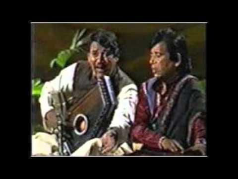 Akhtar Ali Khan & Zakir Ali Khan -  Raag Bhopali ,Radio Pakistan, Lahore