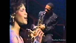 Whitney Houston - All the Man That I Need (RARE Pre-Release Performance)