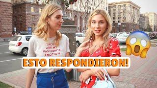 ¿CUÁL ES TU HOMBRE IDEAL? - EXTRANJERAS OPINANDO - IRYNA FEDCHENKO