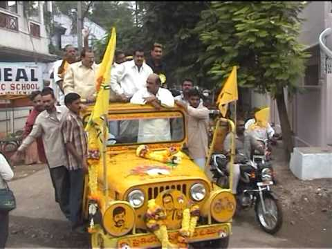 KODELA NANI JOINING TELUGU DESAM PARTY RALLY