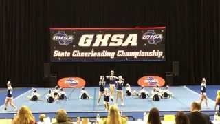 2015 GHSA State Competition - Cambridge