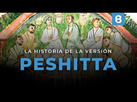 ¿Cuál fue el origen de la PESHITTA y por qué es tan importante? | BITE