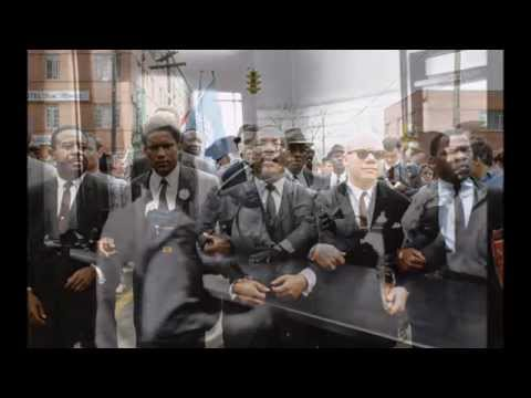 """Martin Luther King Speaks! """"Rise Up and Say, I am Somebody!"""" Message to Students"""