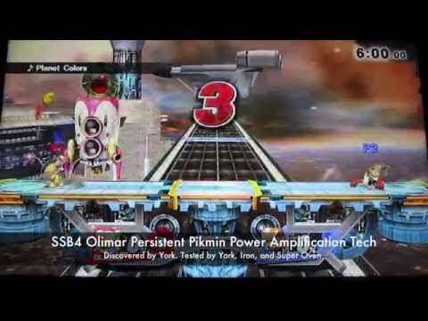 Massive Exploit Found in Wii U Super Smash Bros.
