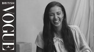 First Acts: Maya Jama | British Vogue