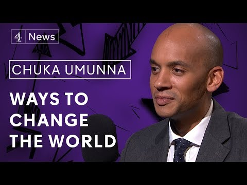 Chuka Umunna MP on leaving Labour, a new centrist party and a second Brexit referendum