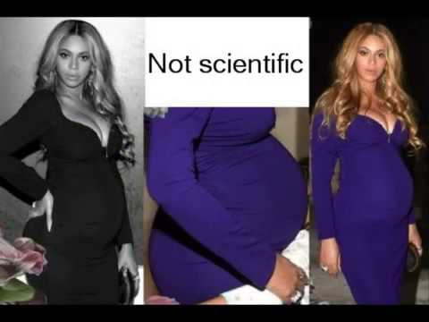 Download Youtube: Beyonce's Pregnant Belly Is Not Adding Up