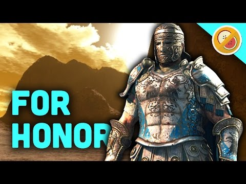 THIS... IS... CENTURION! - For Honor Gameplay
