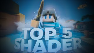 Top 5 Minecraft Shader für schlechte PCs FPS BOOST/NO LAG - iSebii