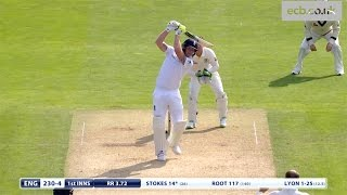 england beat australia by 169 runs   tale of the cardiff ashes test