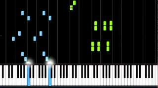 "HOW TO PLAY: ""Can't Touch This"" - MC Hammer // [HARD] Piano Tutorial (Synthesia)"