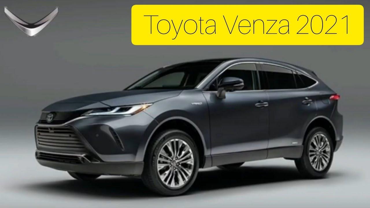 Chi tiết xe Toyota Venza 2021 giá 652 triệu   Đánh giá Venza 2021 mới ra mắt