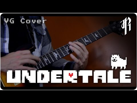 Undertale: Megalovania - Metal Cover || RichaadEB