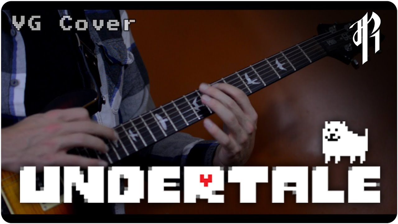 Undertale: Megalovania - Metal Cover || RichaadEB #1