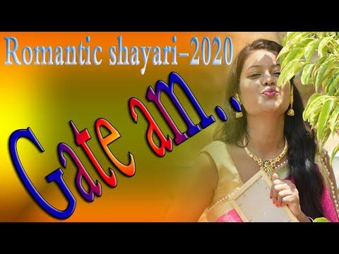 Gate Am!!santali Shayari Video-2020!!Romantic Santali Shayari Video!!TUWAR VOICE!! #10