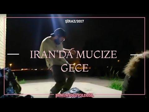 İran'da Film Gibi Bir Gece  (14.Bölüm) - Bunların Yolu Cidden Yol Değil