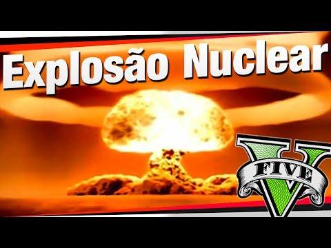 Make A BOMBA NUCLEAR DO GTA 5! 💥 - Teoria Insana Pics